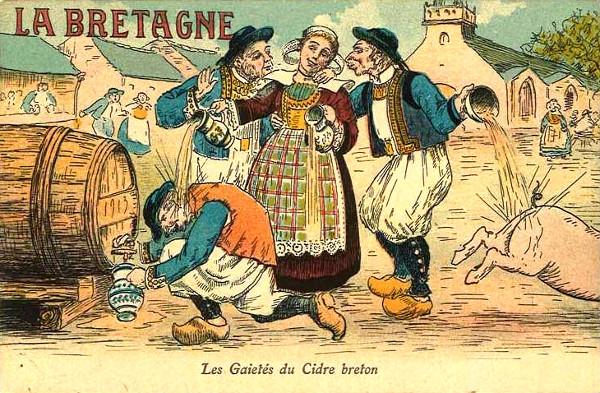 Les bretons parient sur l'eau Cidre_bretagne