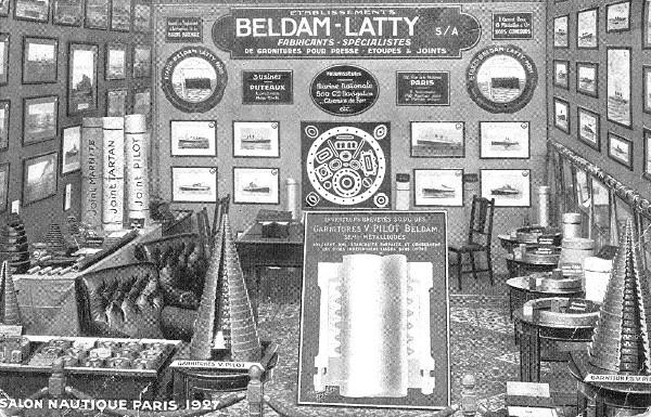 Le salon nautique un indicateur original - Salon nautique international de paris ...