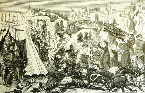 En Envor - La bataille du fait d'armes au combat idéologique du XIe ...